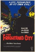 The Frightened City (1961) afişi