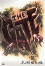 The Gate (1987) afişi