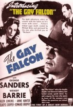 The Gay Falcon (1941) afişi