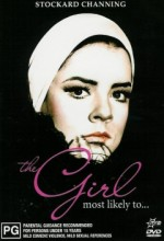 The Girl Most Likely To... (1973) afişi
