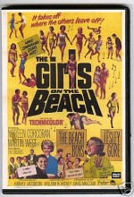 The Girls On The Beach (1965) afişi