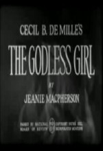 The Godless Girl (1929) afişi