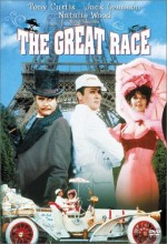 The Great Race (1965) afişi