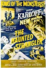 The Haunted Strangler (1958) afişi