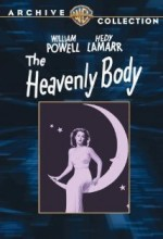 The Heavenly Body (1944) afişi