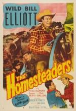 The Homesteaders (1953) afişi