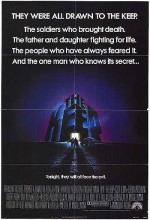 The Keep (1983) afişi