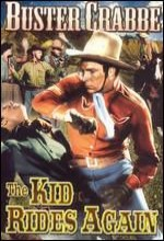The Kid Rides Again (1943) afişi