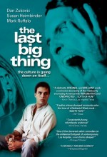 The Last Big Thing (1996) afişi