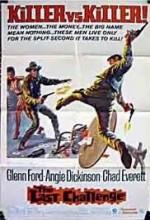The Last Challenge (1967) afişi
