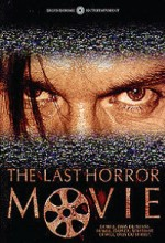 The Last Horror Movie (2003) afişi