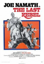 The Last Rebel (1971) afişi