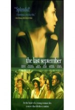 The Last September (1999) afişi