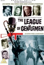 The League Of Gentlemen (1960) afişi