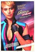 The Legend Of Billie Jean (1985) afişi