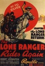 The Lone Rider Rides On (1941) afişi