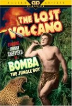 The Lost Volcano (1950) afişi