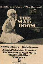 The Mad Room (1969) afişi