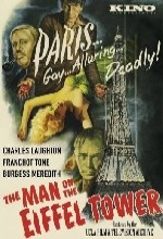 The Man On The Eiffel Tower (1949) afişi