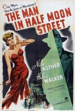 The Man in Half Moon Street (1945) afişi