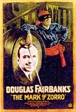 The Mark Of Zorro (1920) afişi