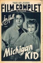 The Michigan Kid (1947) afişi