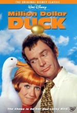 The Million Dollar Duck (1971) afişi