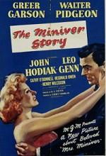 The Miniver Story (1950) afişi