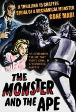 The Monster And The Ape (1945) afişi