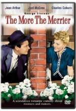 The More The Merrier (1943) afişi