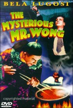 The Mysterious Mr. Wong (1934) afişi