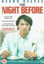 The Night Before (|) (1988) afişi