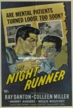 The Night Runner (1957) afişi