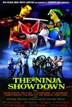 The Ninja Showdown (1987) afişi