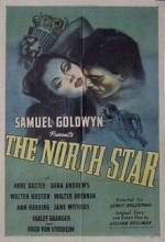 The North Star (1943) afişi