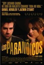 The Paranoids (2008) afişi