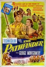 The Pathfinder (1952) afişi
