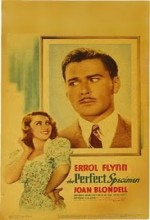 The Perfect Specimen (1937) afişi