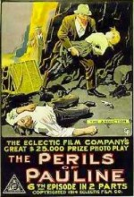 The Perils of Pauline (1914) afişi