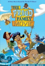 The Proud Family Movie (2005) afişi