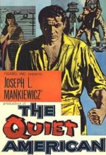 The Quiet American (ı) (1958) afişi