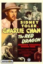 The Red Dragon (1945) afişi