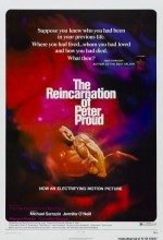 The Reincarnation Of Peter Proud (1975) afişi