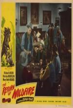 The Return Of Wildfire (1948) afişi