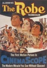 The Robe (1953) afişi