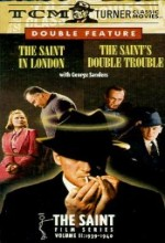 The Saint's Double Trouble (1940) afişi