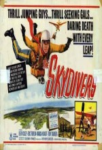 The Skydivers (1963) afişi