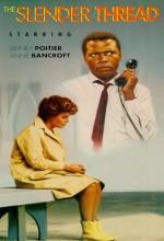 The Slender Thread (1964) afişi