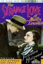 The Strange Love Of Molly Louvain (1932) afişi