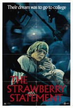 The Strawberry Statement (1970) afişi